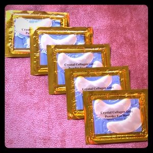 Other - 5 Sets of Collagen Eye Mask Patches